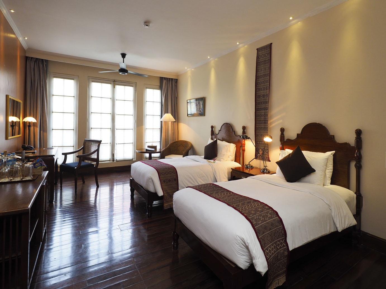 <ミャンマーの旅>古きよき時代へ誘う、英国ビクトリア スタイルのホテル(ヤンゴン-③)_1_6-2