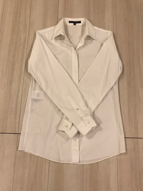 GUCCI白シャツ