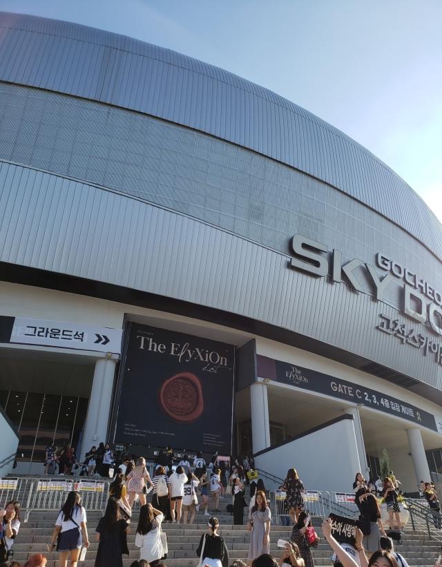 コンサートを見に韓国へ。_1_1