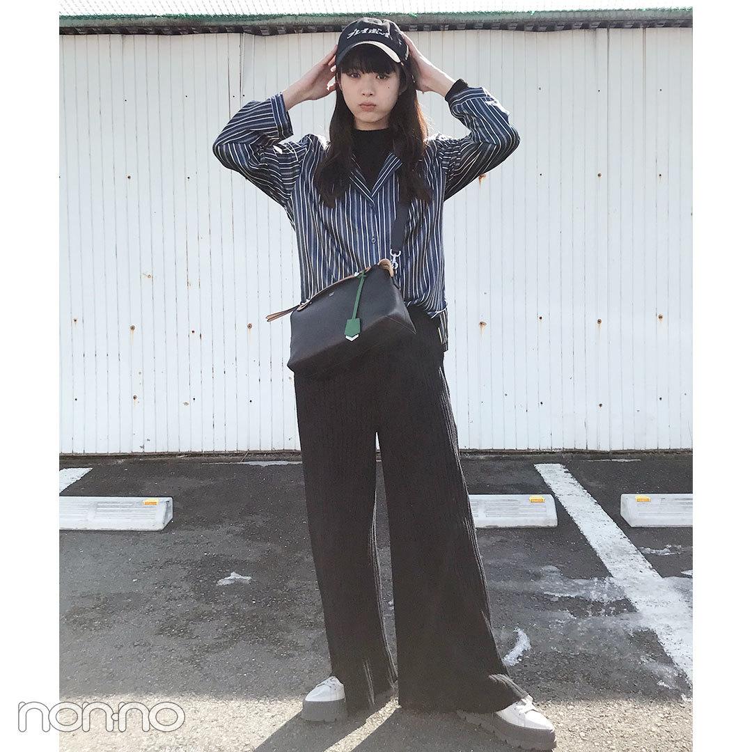 馬場ふみか|モデルの私服