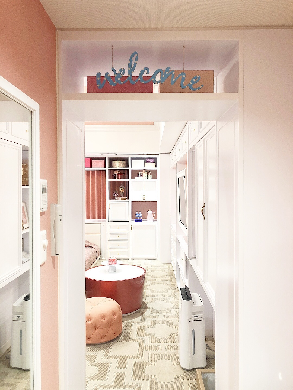 【JILL STUART】girly全開なピンクのホテル♥_1_2