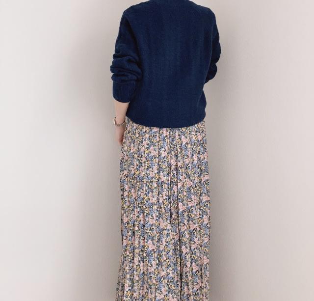 UNIQLO再値下げ790円ニット【momoko_fashion】_1_3-2