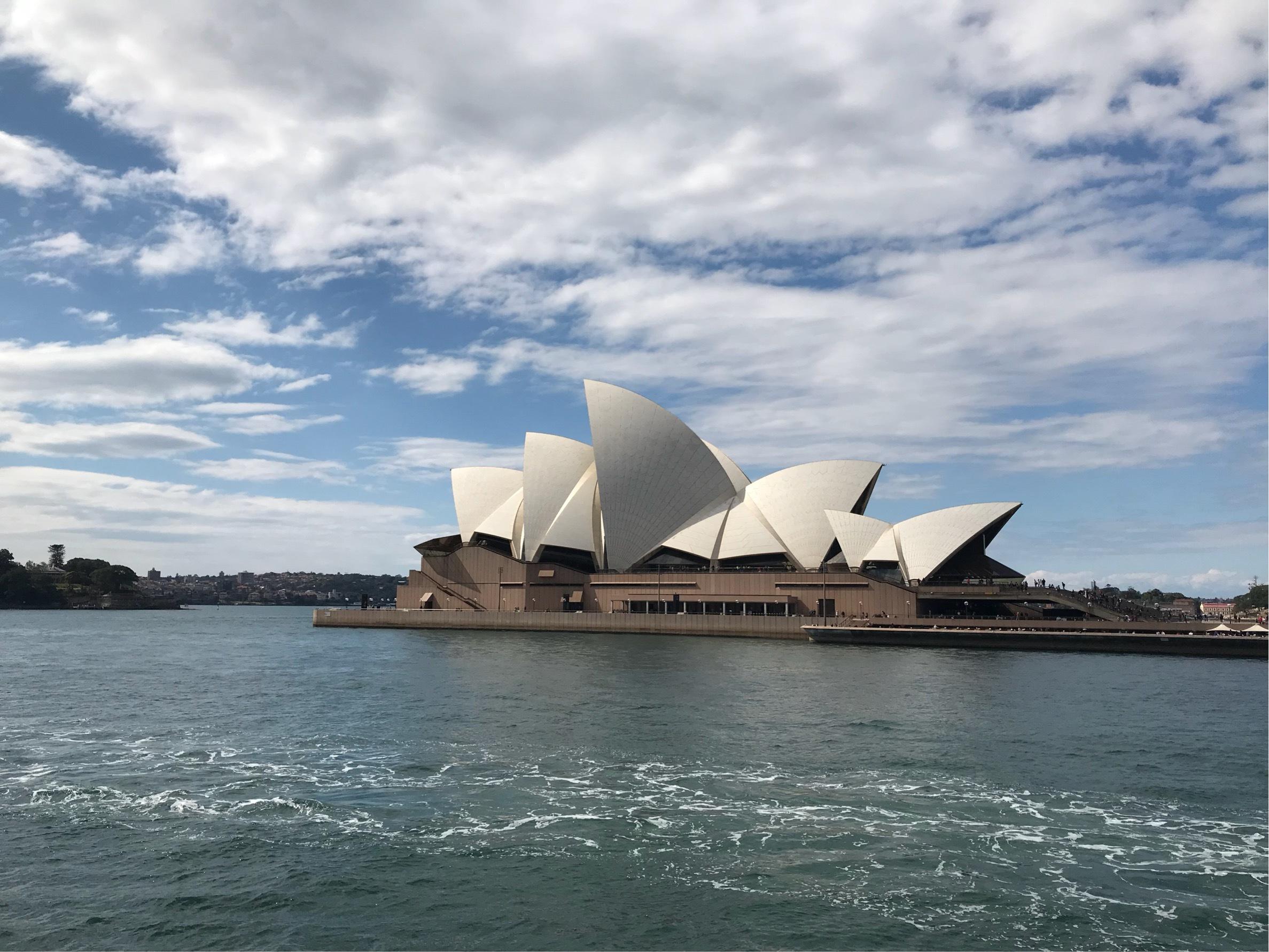 夏休み最後はシドニーへ♪_1_1-1