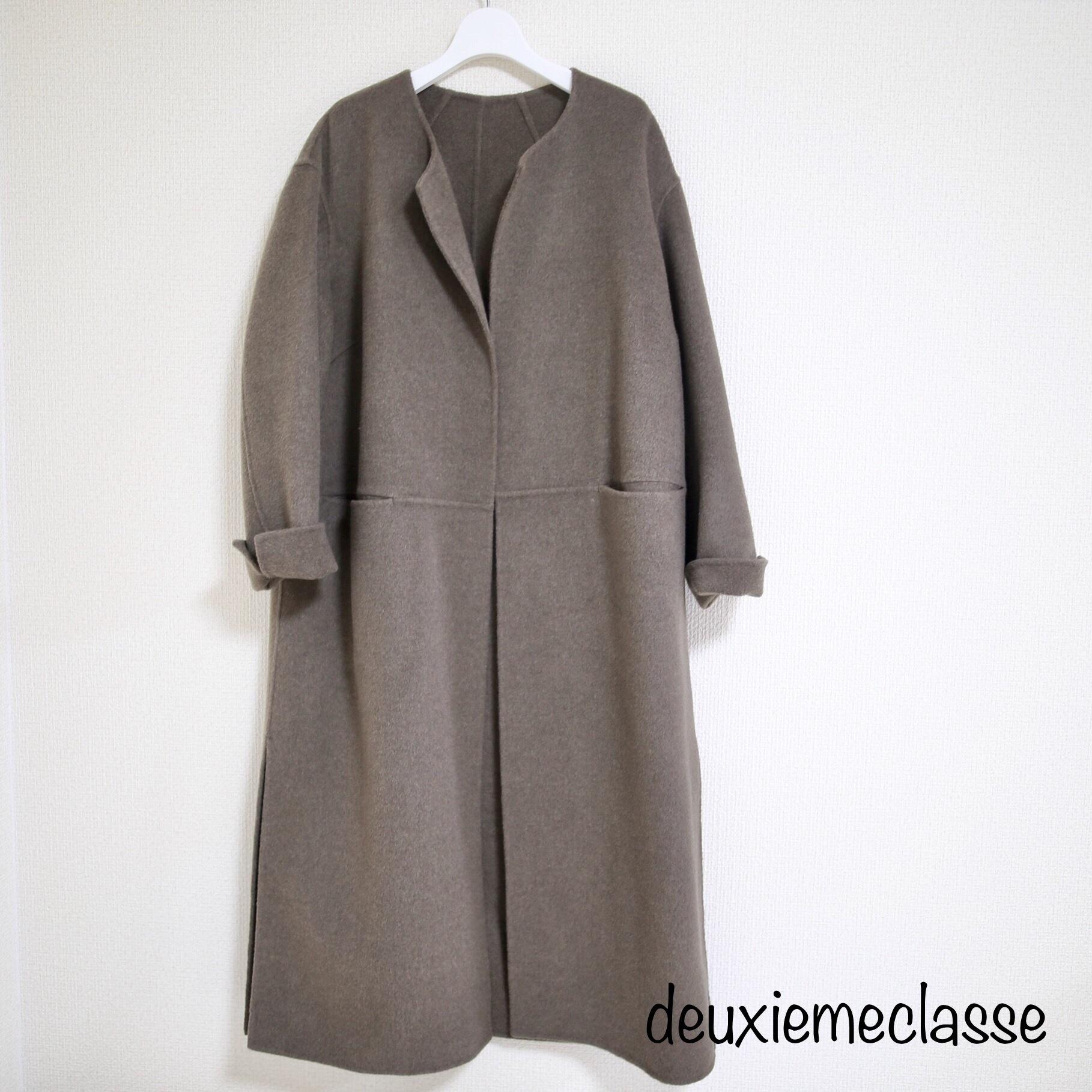 身長低めさんのコート着こなし、サイズ選びより大事なのは?【小柄バランスコーデ術#01】_1_2