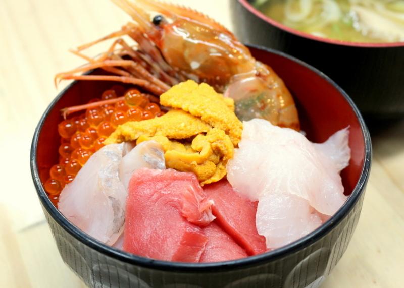 大好きな街、仙台へ①~塩釜仲卸市場でのっけ盛りっ!MY海鮮丼~_1_3