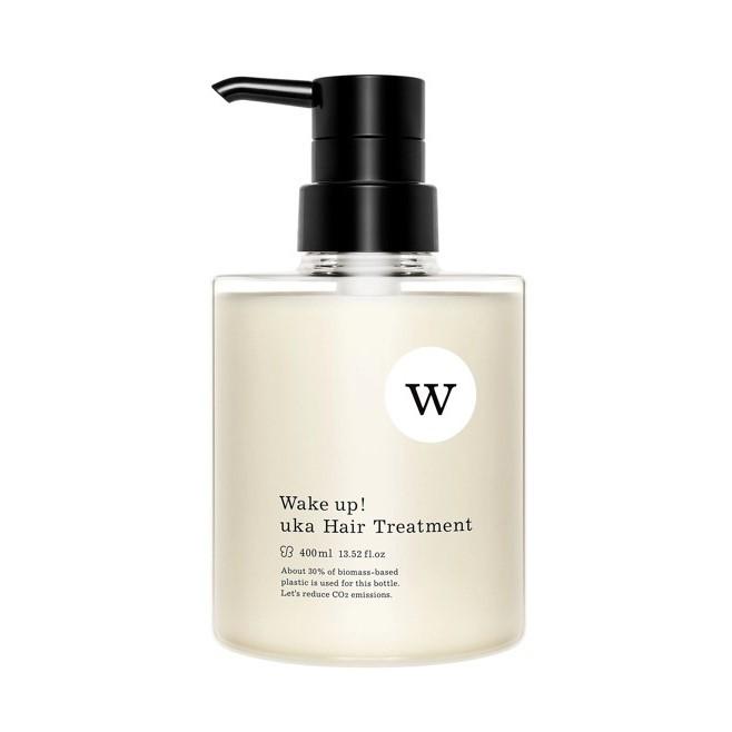 uka uka Hair Treatment Wake up!Chubby Bottle 400mL ¥5,500