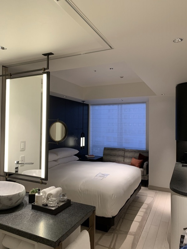 先月オープンしたキンプトン新宿に行ってきました。ブティックホテルのパイオニアといわれるサンフランシスコ発のホテルが日本初上陸。_1_3