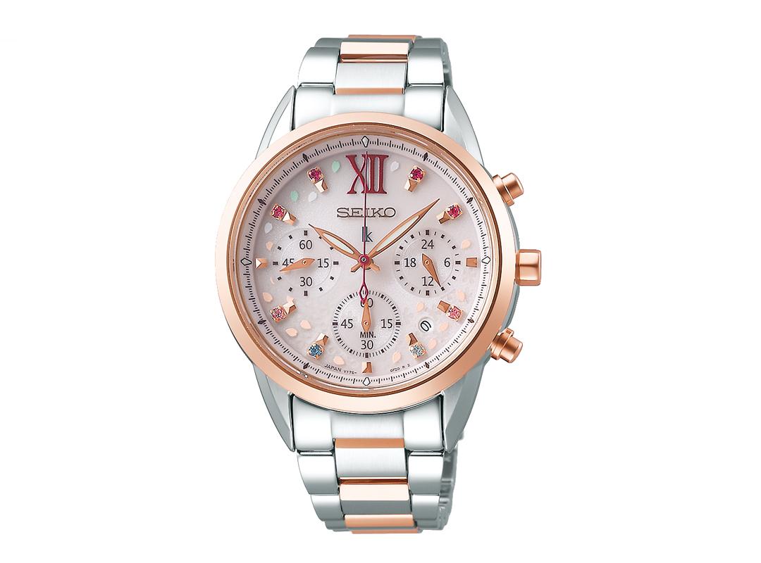 春の新生活に!オンオフ使えるセイコーの腕時計、桜限定モデルが有能すぎ♡_1_5