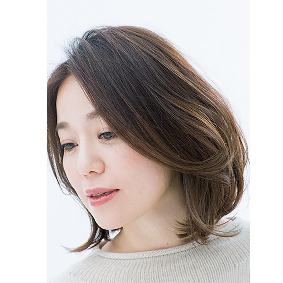 新たな魅力を引き出してくれる。アラフォーのためのヘアスタイル月間ランキングTOP10_1_11