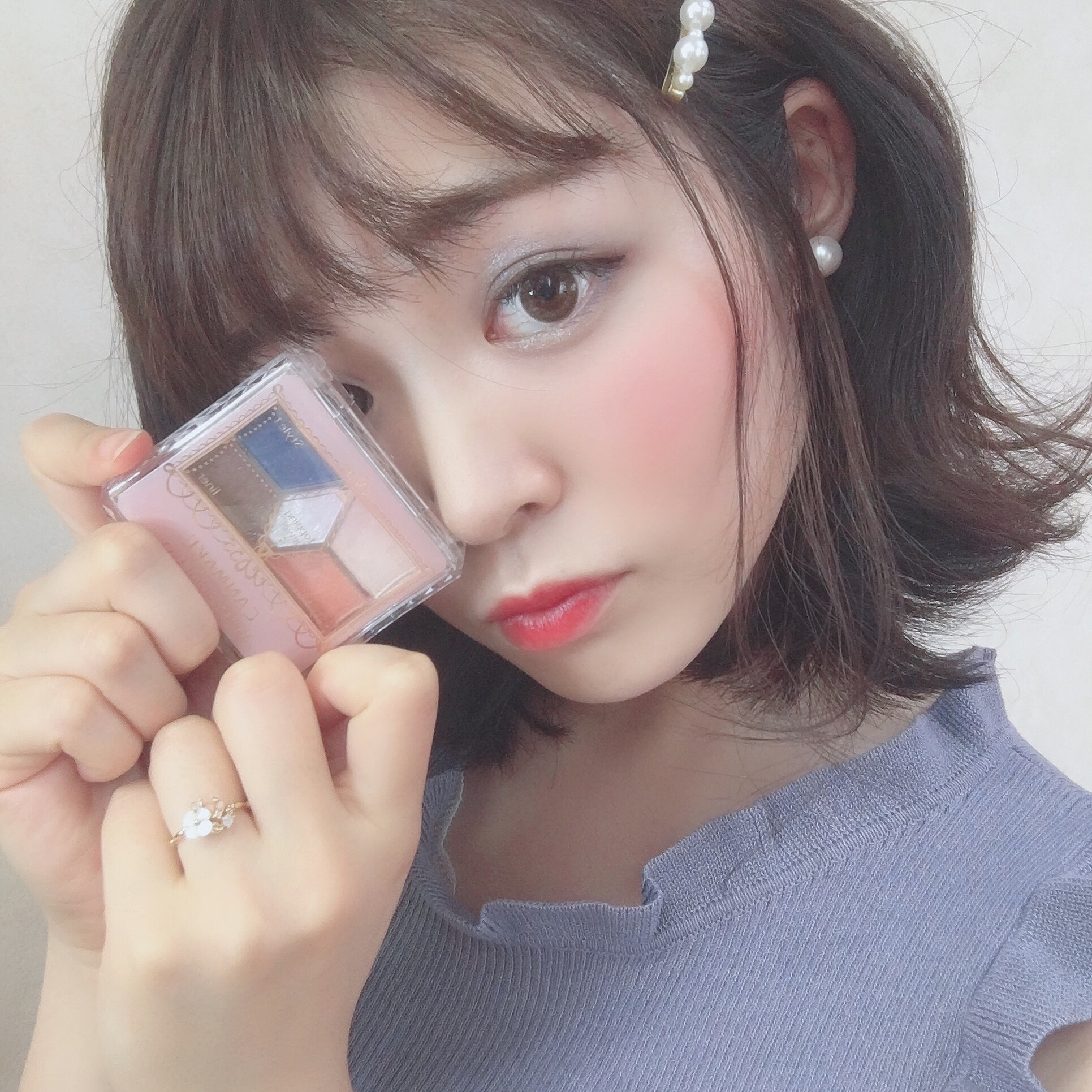 【プチプラ☆】マーメイドメイクが夏っぽい❤︎_1_4