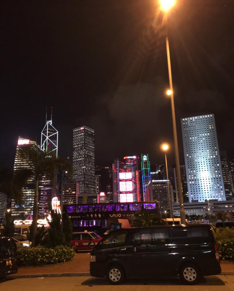 ハッピーバースディ IN 香港☆涼楽な旅服で美味しく。アクティブに!_1_6-1