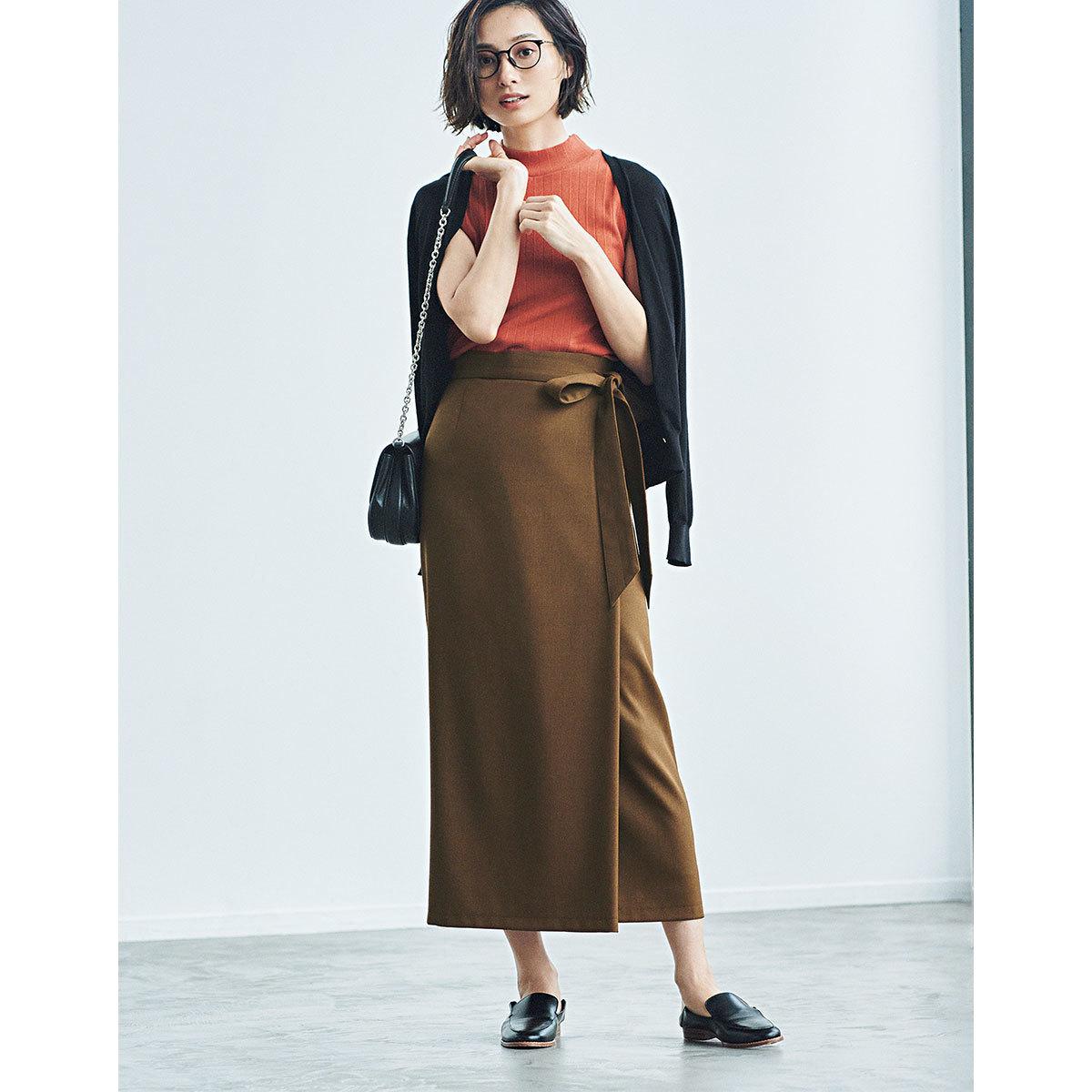 平均気温25度の初秋にベストな服装は? 季節の変わり目に着たいコーデ|40代ファッションまとめ_1_7