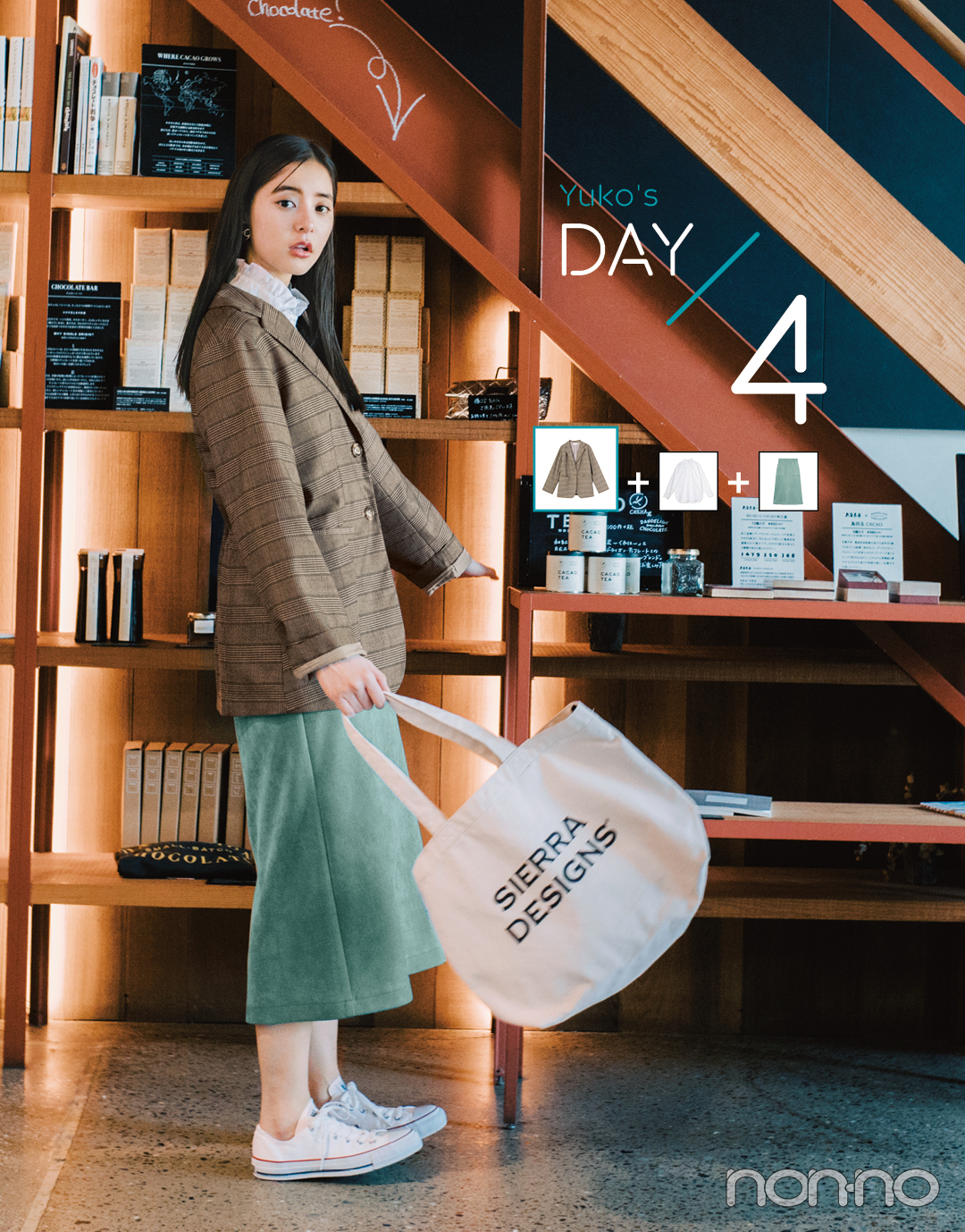 Yuko's DAY4