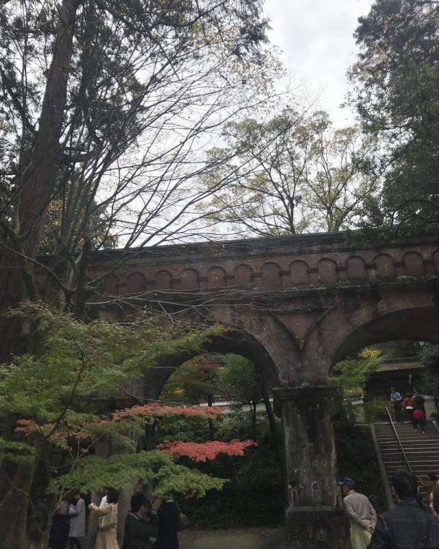 ゆき散歩。京都の紅葉と言えば南禅寺。15年ぶりに行ってきました!_1_5-1