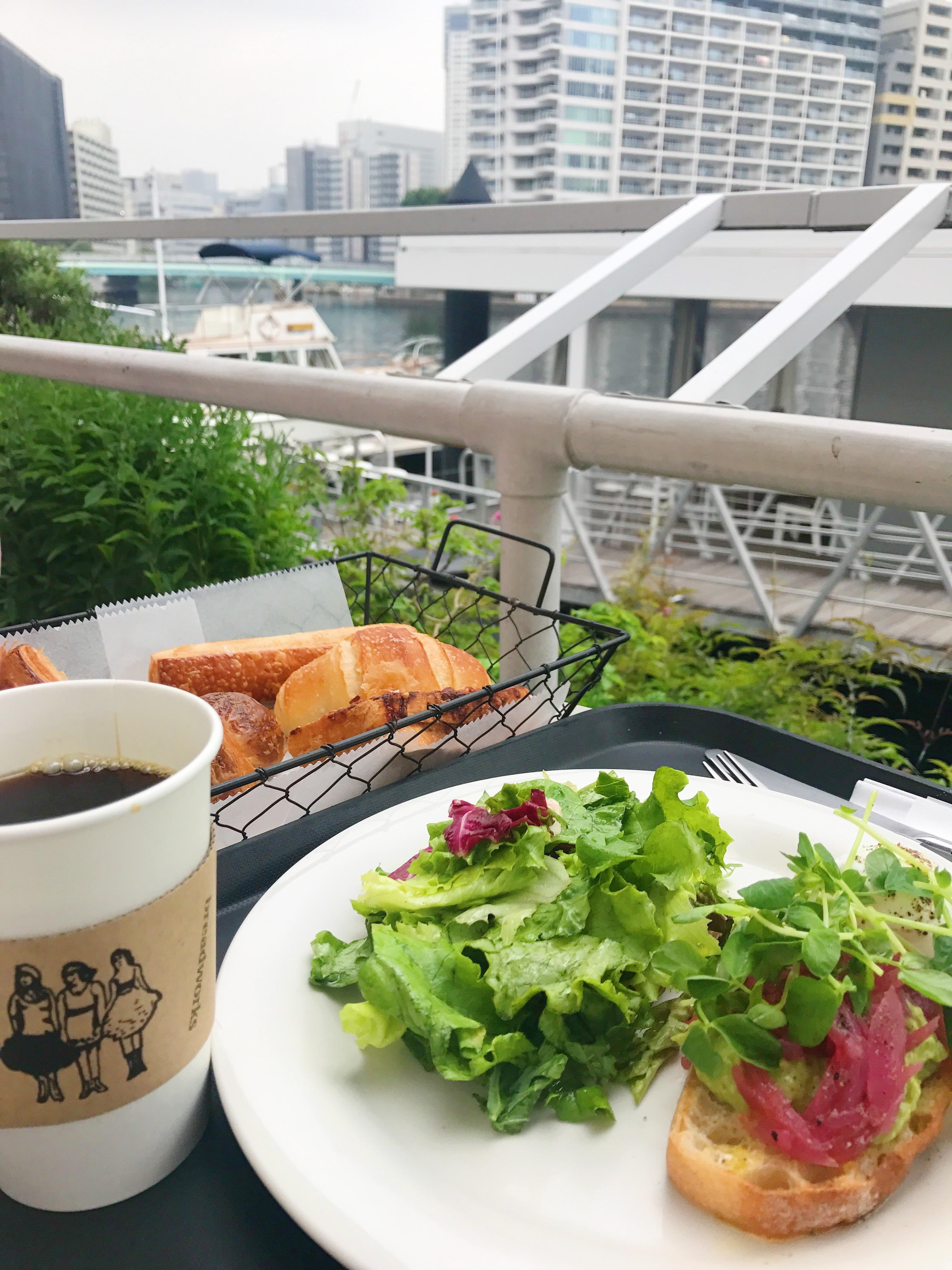 カフェで休日ブランチ_1_3