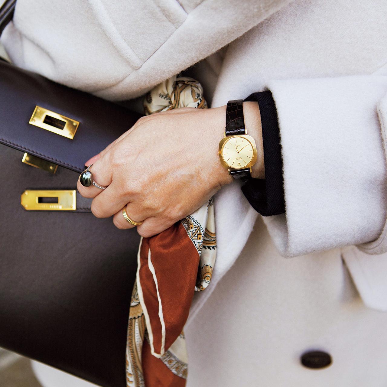 """「#Jマダムのおしゃれ」で発見! センスが光る""""今どき50代""""ファッション&手もとのおしゃれ25_1_1-19"""