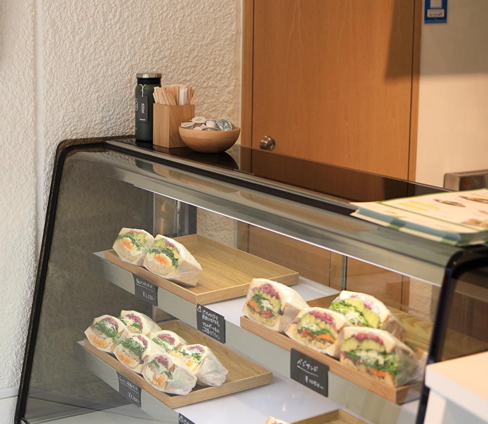 Sandwich 50 (サンドウィッチ フィフティー) とっても萌え断なサンドウィッチ専門店_1_2