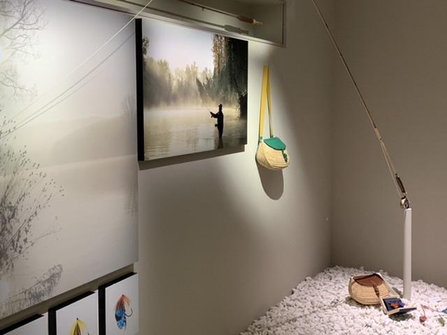 ネイビーコーデでHermès展へ_1_3-1