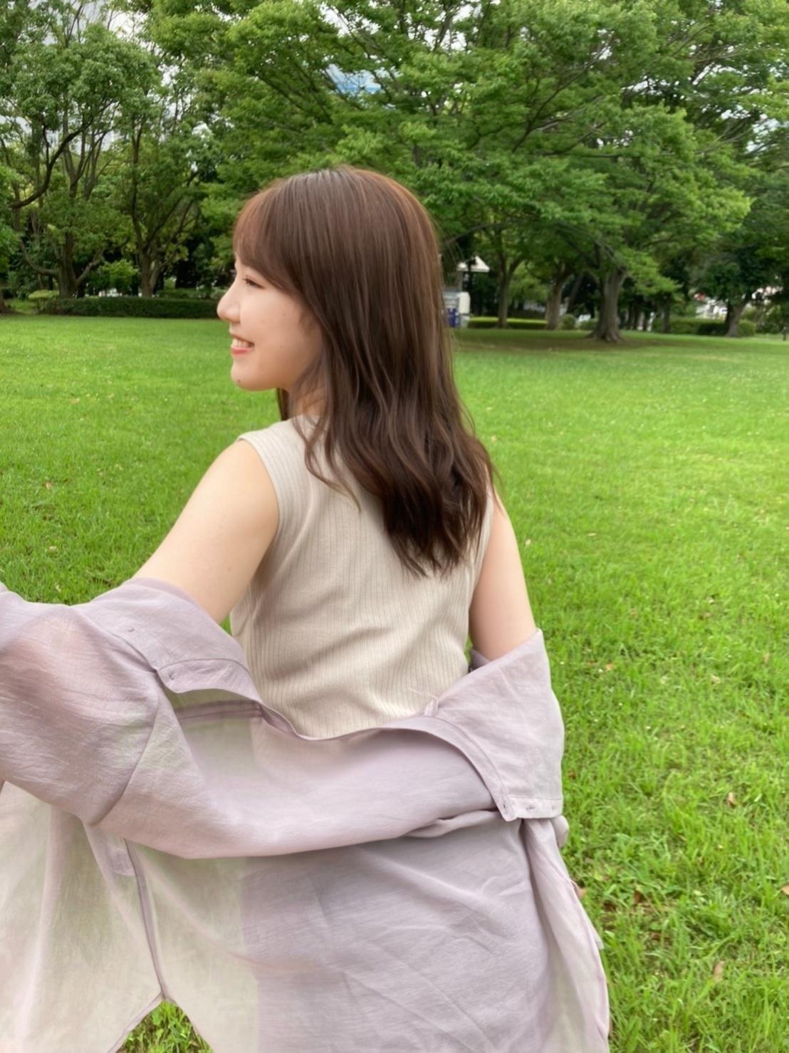 【プチプラ】トレンドのシアーシャツをゲット!!_1_2
