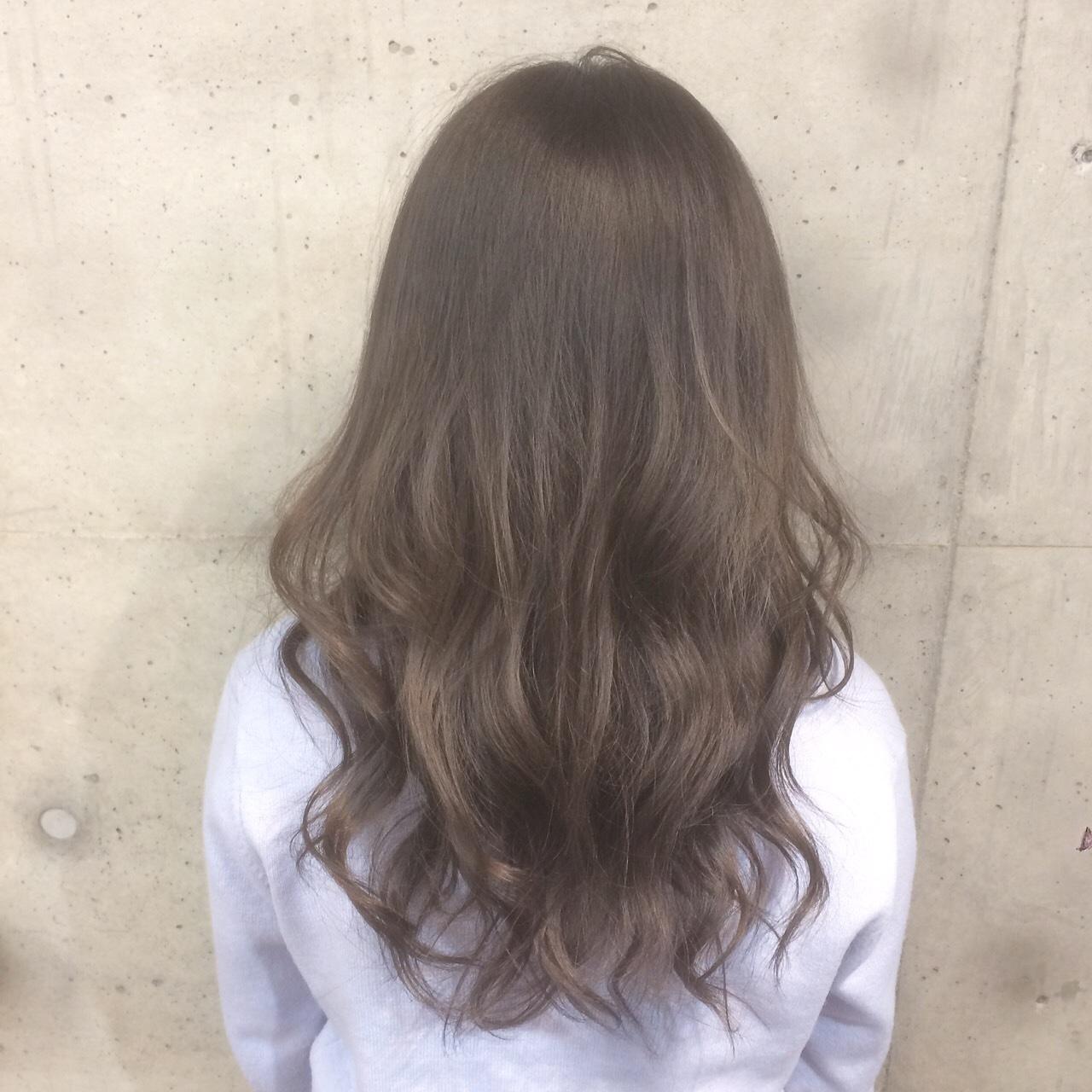 イメチェン【春色】ヘアカラー♡_1_1