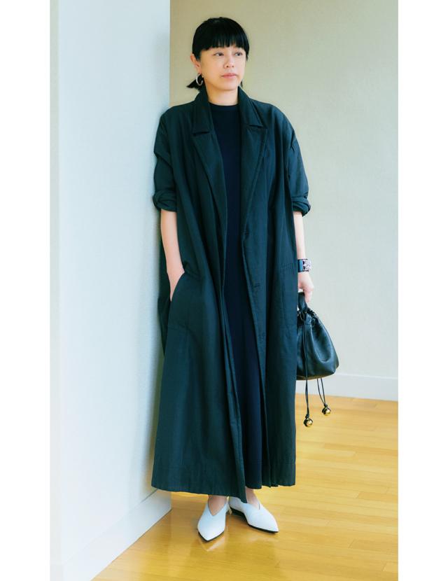"""スタイリスト・福田亜矢子さん 靴とバッグの""""合わせ技"""""""