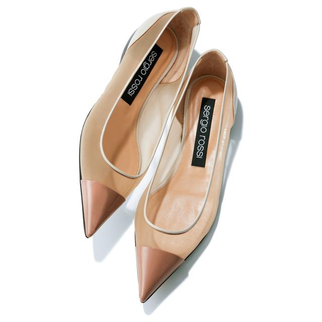 セルジオ ロッシの靴