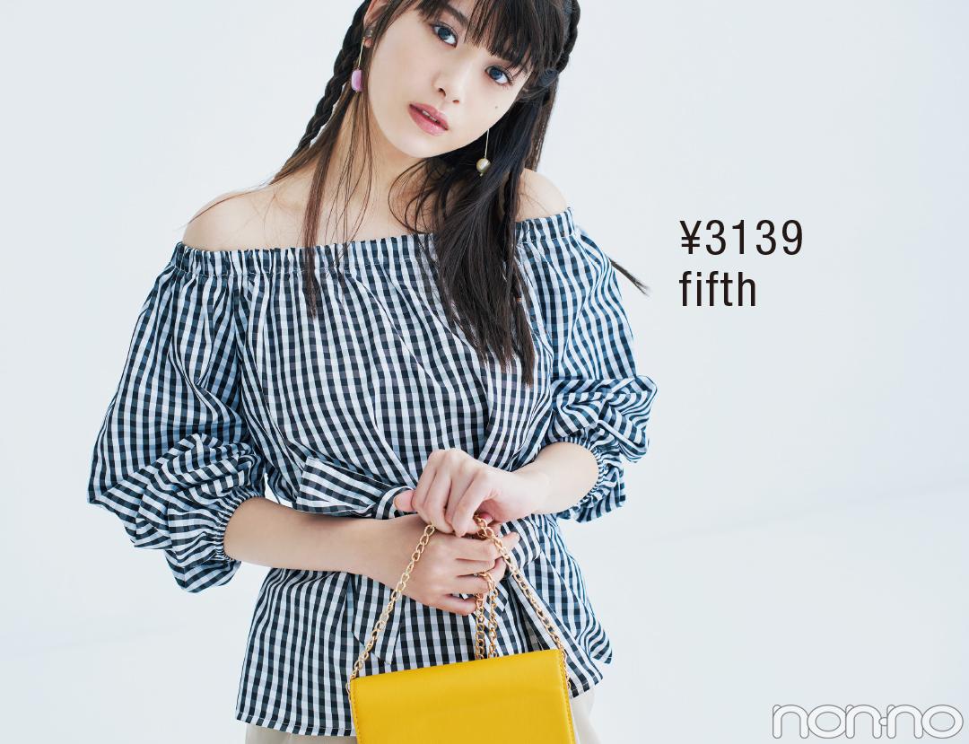 ALL3509円以下★普通にもオフショルにも着られる甘めトップス7選!_1_1