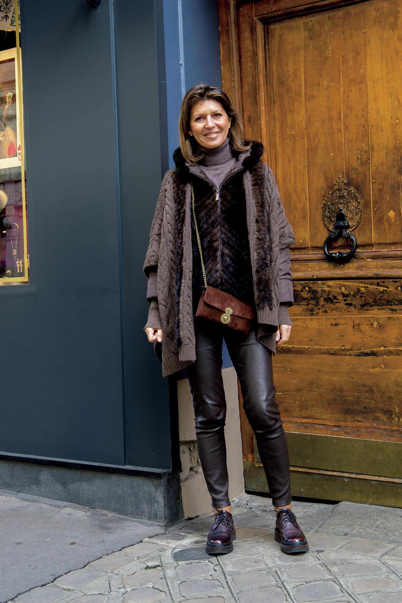パリ&ミラノマダムの最新ワントーンコーデは、ひとひねりを効かせて 五選_1_1-4
