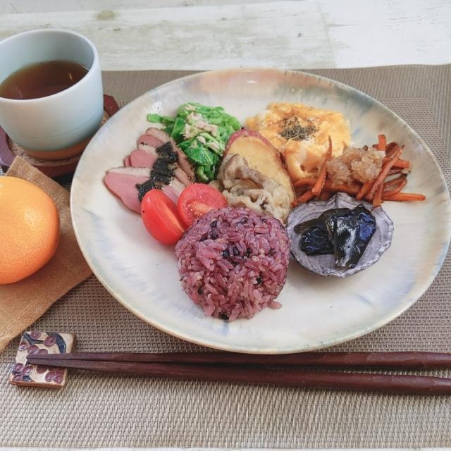 【※動画あり】いつもの雑穀米プレートごはんをご紹介☆_1_1