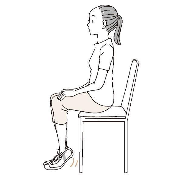座りすぎ対策