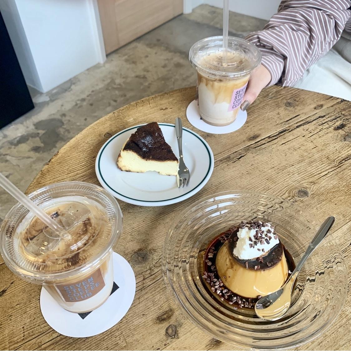 【千葉カフェ】SEVEN STEPS COFFEE CLUBに行ってきました❤︎_1_4
