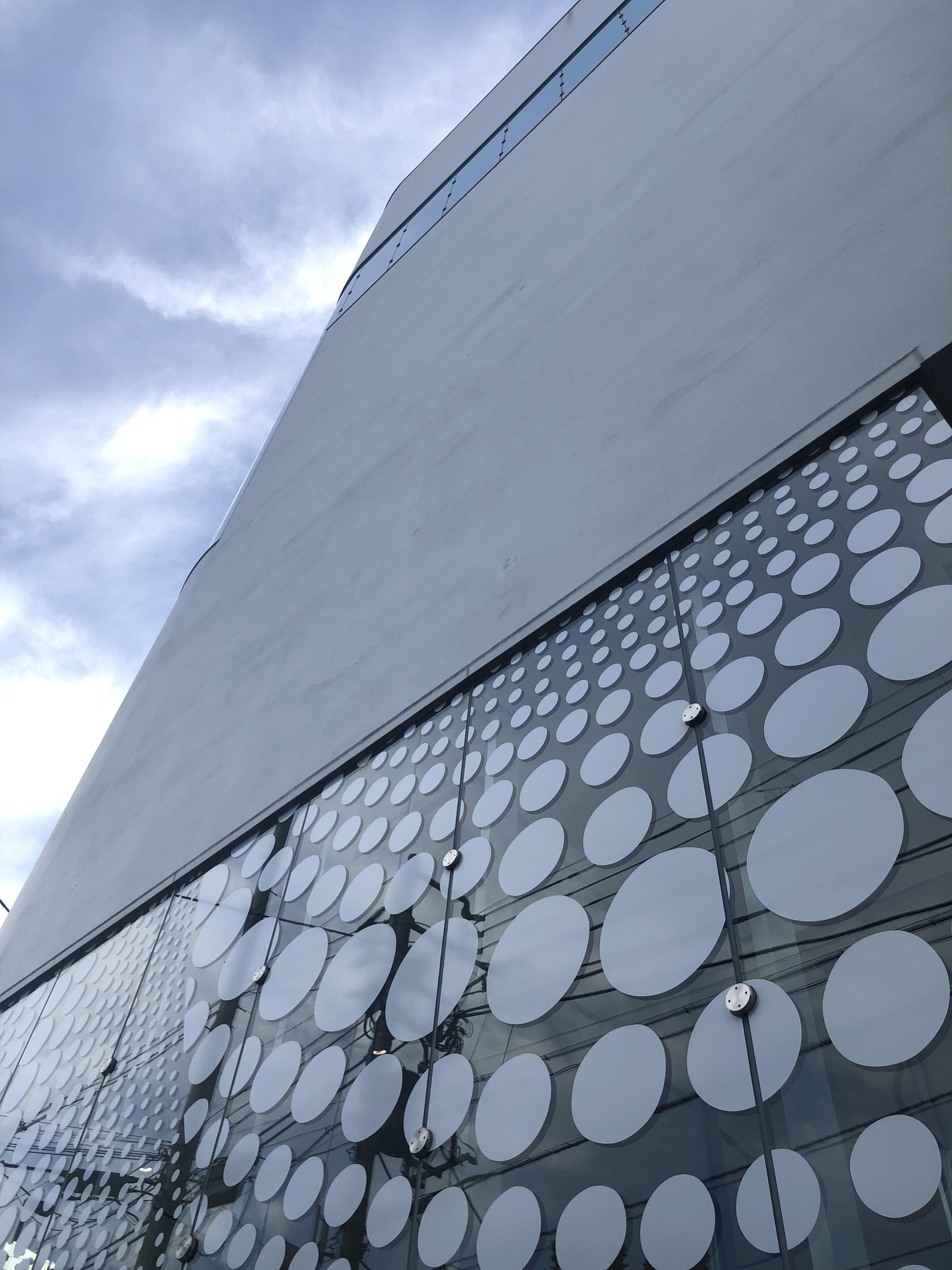 夏の終わりにYAYOI KUSAMA MUSEUMへ_1_1-2