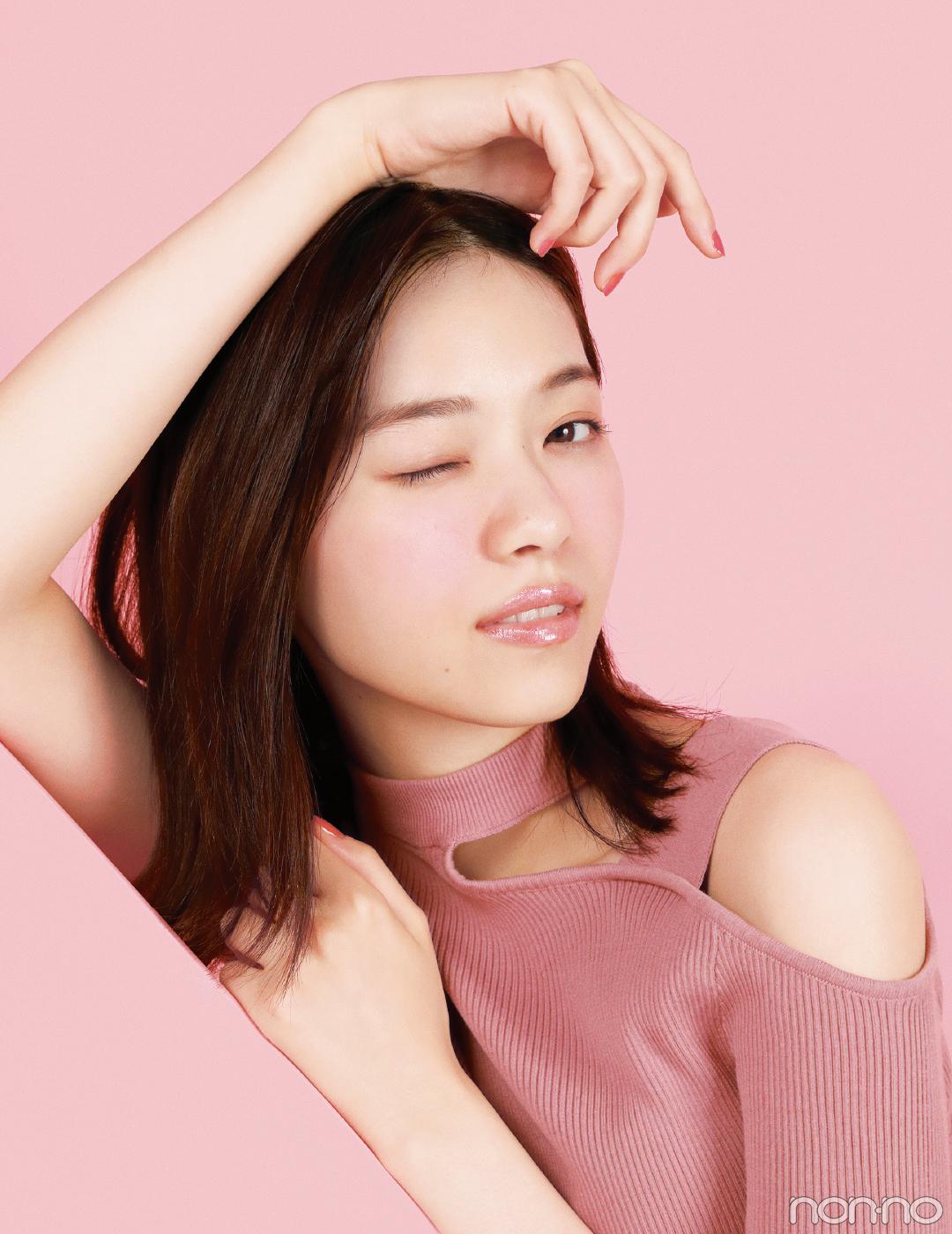 西野七瀬×ジルスチュアートの春新作コスメ♡ モテオーラ、最強!_1_2
