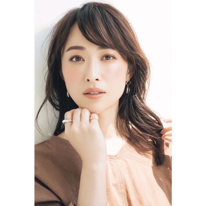 幸せ顔メイク モデル樋場早紀さん