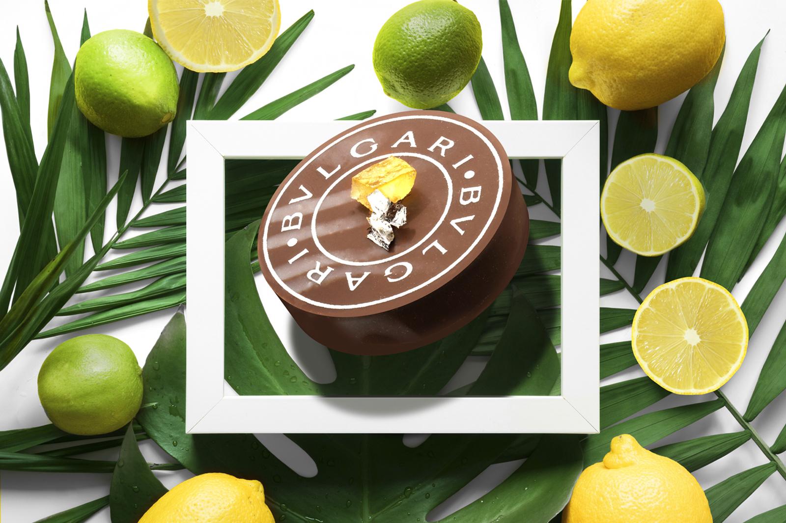 ブルガリ イル・チョコラ―ト レモン チョコレート