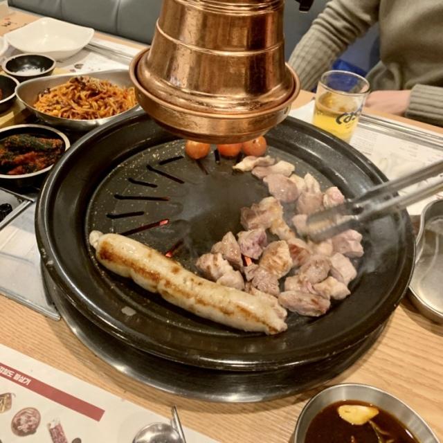 ソウル旅行 韓国料理