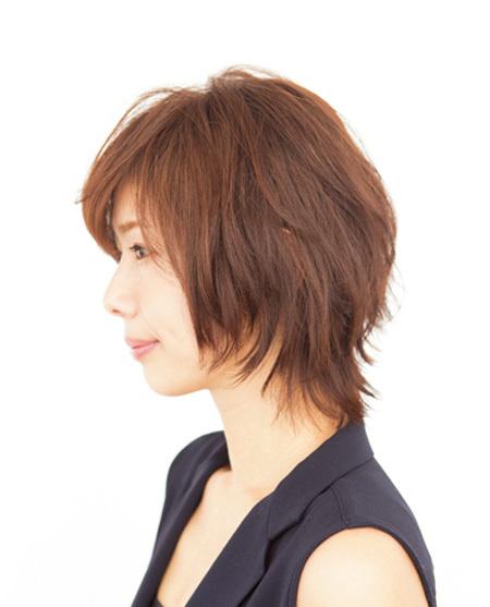 ウルフ系でかっこよさに色っぽさをプラスα【40代のショートヘア】_1_1-2