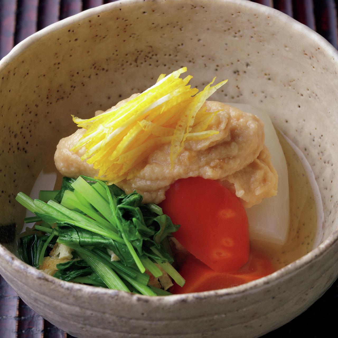 野菜と肉鍋が待っている! 京都、冬の美味を堪能 五選_1_1-2