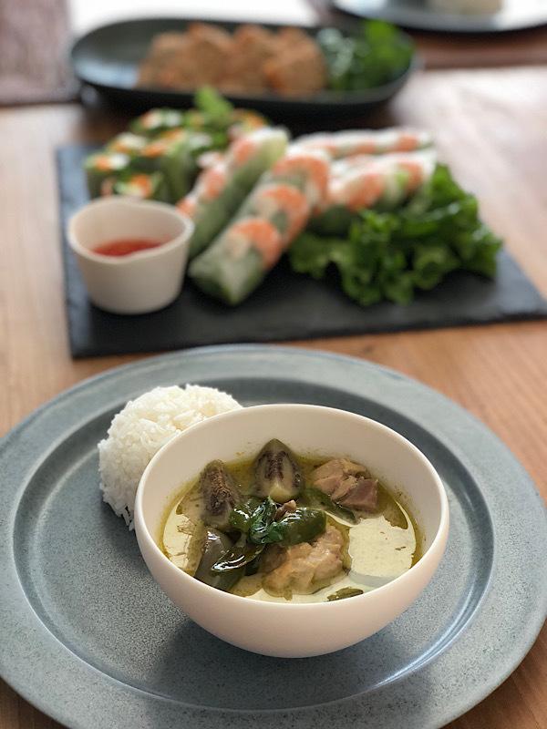 オンラインレッスンでタイ料理を学ぶ_1_1