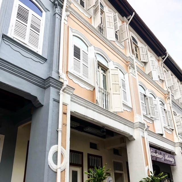 弾丸出張最終章は安定のシンガポールで_1_2-2