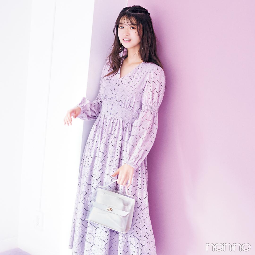 新木優子は楽ちん&美シルエットな有能ワンピスタイル♡【毎日コーデ】_1_2-3