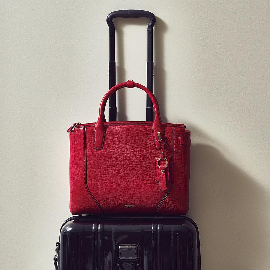 TUMIのお仕事バッグ