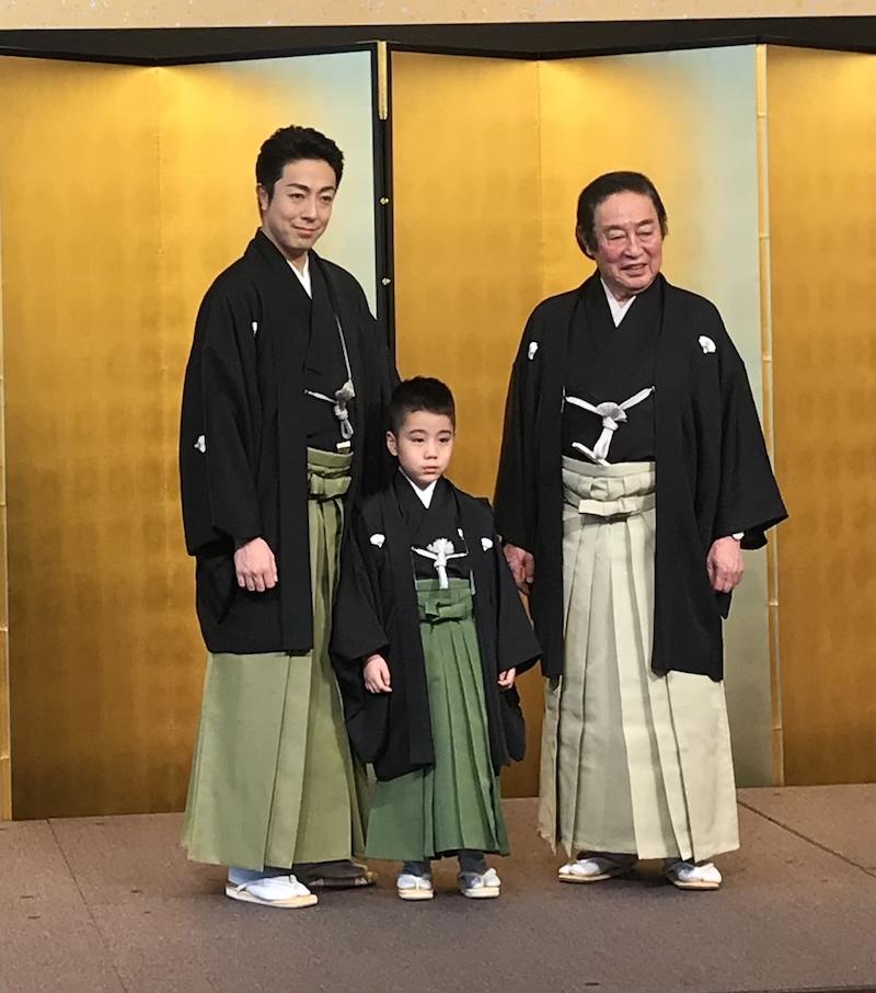 """七代目 尾上丑之助を襲名。「團菊祭五月大歌舞伎」で初舞台を踏むキュートな""""音羽屋""""に会ってきました!_1_6"""