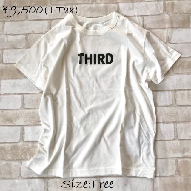 普通のTシャツにみえて実はすごいのですよ(≖ᴗ≖ )