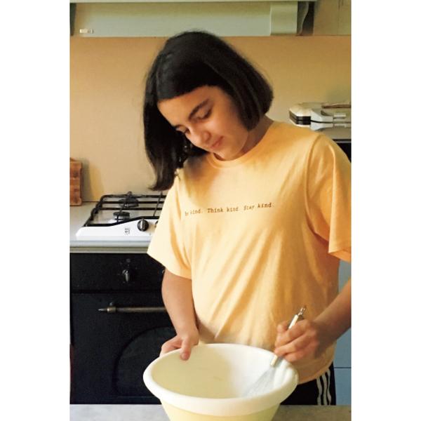 ❹ステイホーム中に料理を覚えた中学生の次女