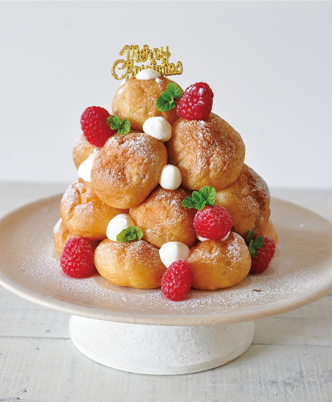 大人気デリスタグラマー・masayoさんの簡単プチシューツリーでクリスマス♡ _1_2