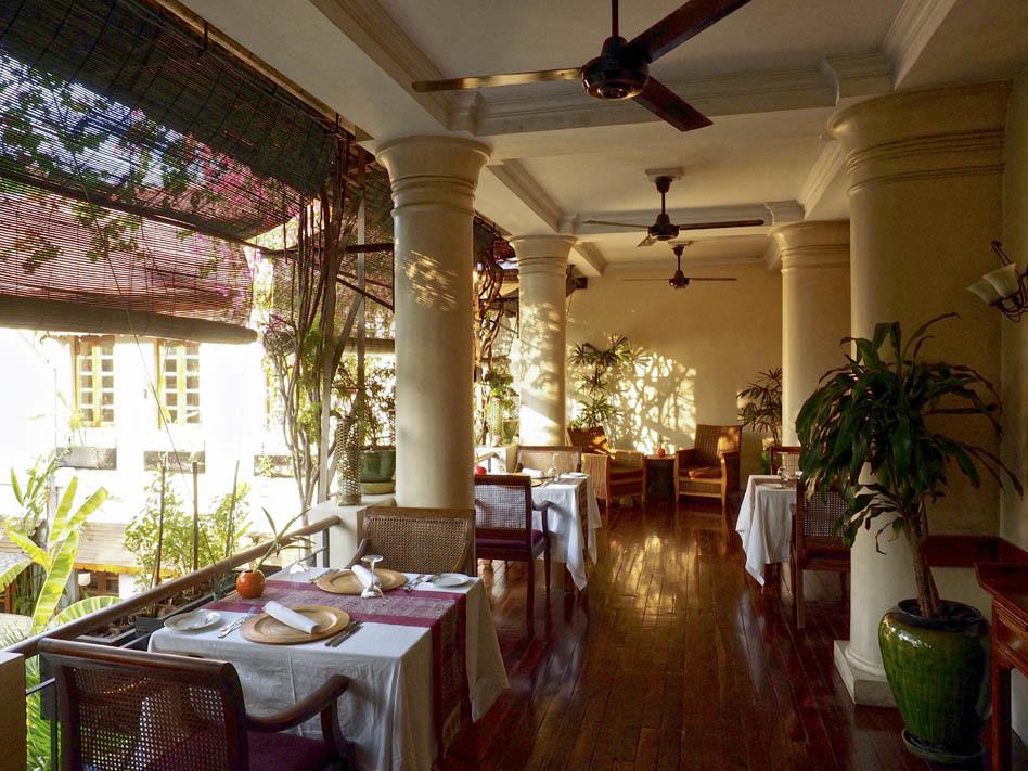 <ミャンマーの旅>古きよき時代へ誘う、英国ビクトリア スタイルのホテル(ヤンゴン-③)_1_7-2