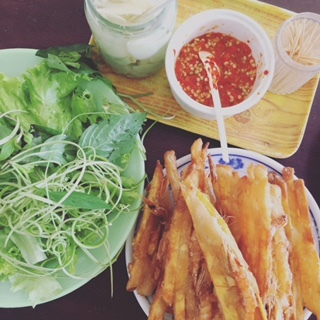 ベトナム料理は本場で満喫、ホーチミン2泊3日食べ歩き!day1_1_2-3