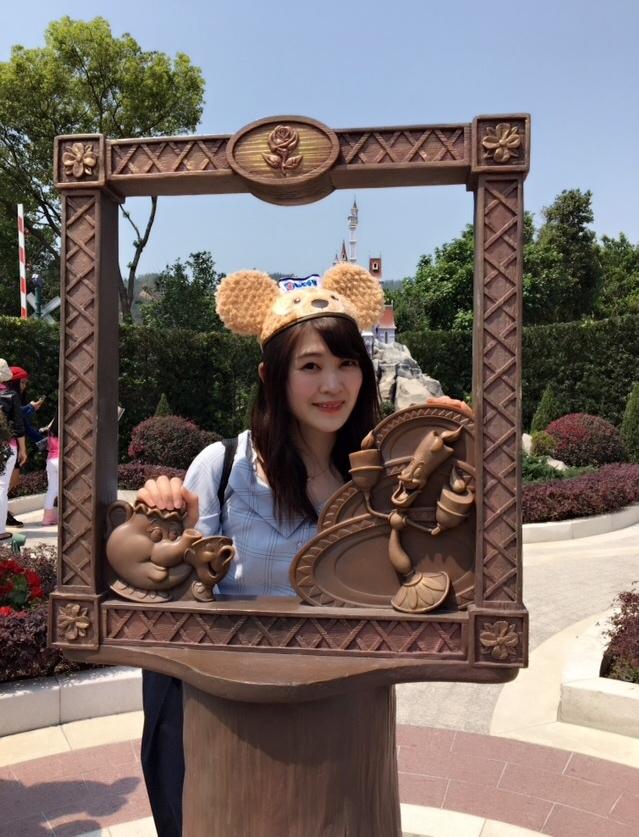【カワイイの宝庫?!】香港ディズニー♥《香港旅行*後編》_1_6
