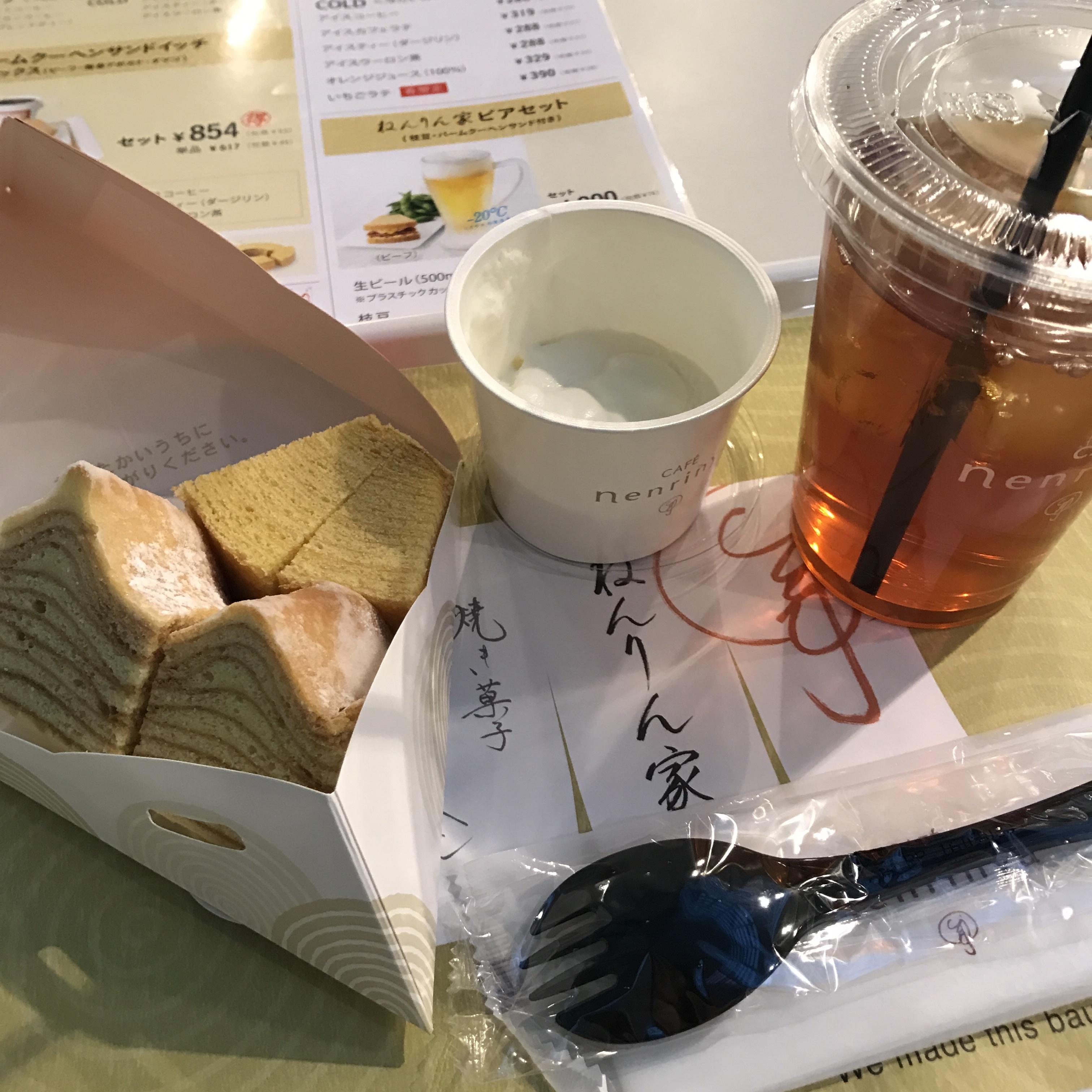 スイーツ女子必見!【バームクーヘン専門カフェ】_1_3